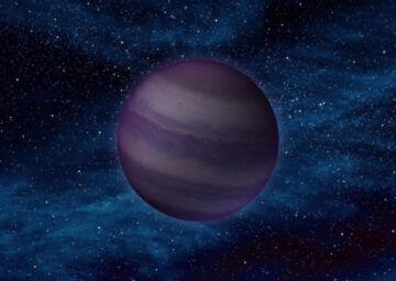 Künstlerische Impression eines Braunen Zwergs (Bild: NASA/JPL-Caltech)